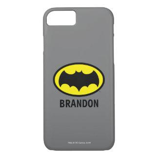 Batman Symbol 2 iPhone 8/7 Case