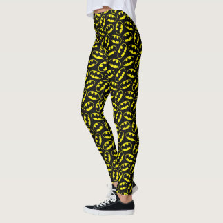 Batman Symbol | Bat Oval Leggings