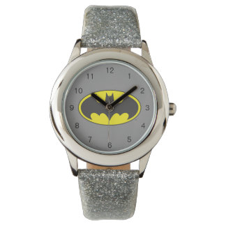 Batman Symbol | Bat Oval Logo Watch