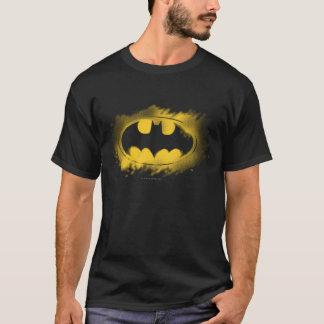 Batman Symbol | Black and Yellow Logo T-Shirt
