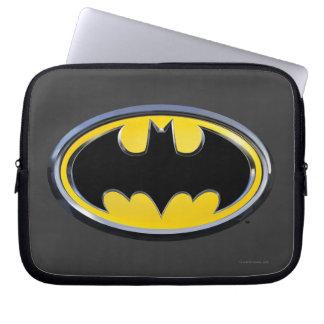 Batman Symbol   Classic Logo Laptop Sleeve