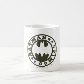 Batman Symbol | Comics Logo Basic White Mug