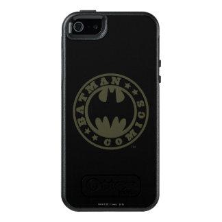 Batman Symbol   Comics Logo OtterBox iPhone 5/5s/SE Case