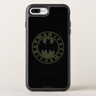 Batman Symbol   Comics Logo OtterBox Symmetry iPhone 7 Plus Case
