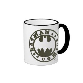 Batman Symbol | Comics Logo Ringer Mug
