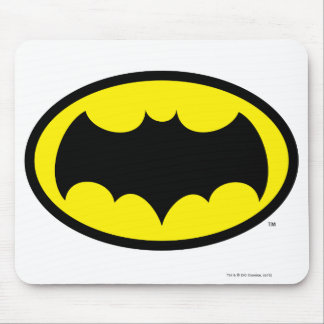 Batman Symbol Mouse Pad