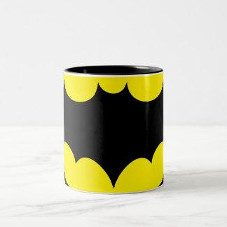 Batman Symbol Two-Tone Mug