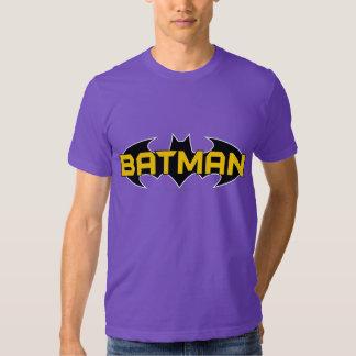 Batman Symbol | Name Yellow & Black Logo T Shirts