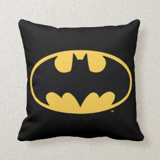 Batman Symbol | Oval Logo Cushion