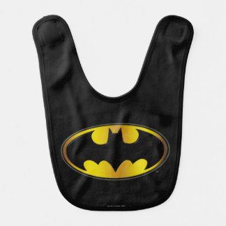 Batman Symbol | Oval Logo Gradient Bib