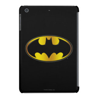 Batman Symbol | Oval Logo Gradient iPad Mini Retina Cover