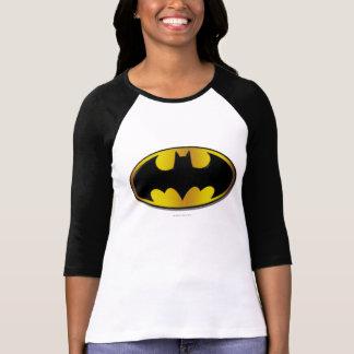 Batman Symbol | Oval Logo Gradient Shirt