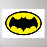 Batman Symbol Poster