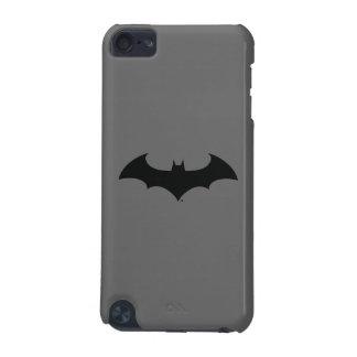 Batman Symbol | Simple Bat Silhouette Logo iPod Touch (5th Generation) Cover