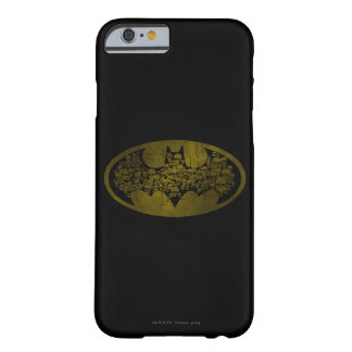Batman Symbol | Skulls in Bat Logo Barely There iPhone 6 Case