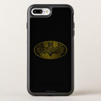 Batman Symbol | Skulls in Bat Logo OtterBox Symmetry iPhone 7 Plus Case