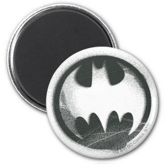 Batman Symbol | Spray Symbol Logo Magnet