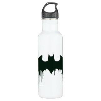 Batman Symbol | Spraypaint Logo 710 Ml Water Bottle