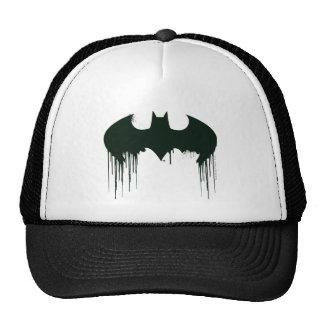 Batman Symbol | Spraypaint Logo Cap