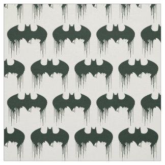 Batman Symbol | Spraypaint Logo Fabric
