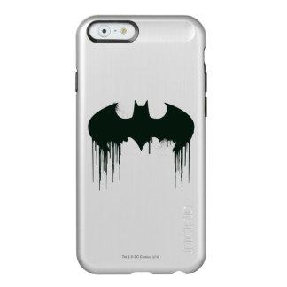 Batman Symbol | Spraypaint Logo Incipio Feather® Shine iPhone 6 Case