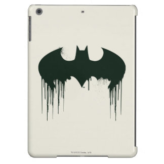 Batman Symbol | Spraypaint Logo iPad Air Cases