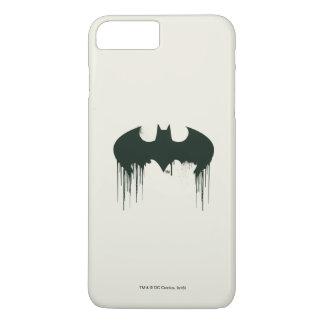 Batman Symbol | Spraypaint Logo iPhone 7 Plus Case