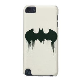Batman Symbol | Spraypaint Logo iPod Touch (5th Generation) Case
