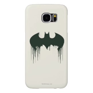 Batman Symbol | Spraypaint Logo Samsung Galaxy S6 Cases