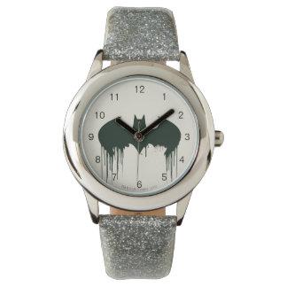 Batman Symbol | Spraypaint Logo Watch