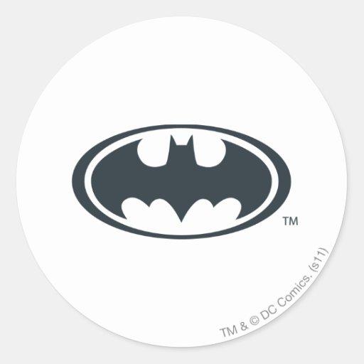 Batman Symbol Stickers