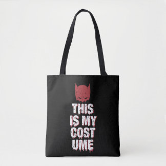 Batman | This Is My Costume Tote Bag
