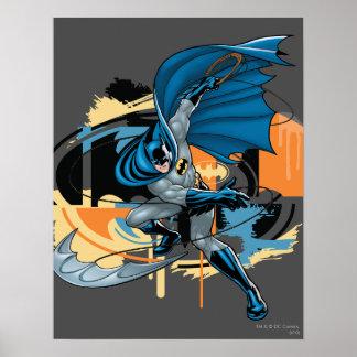 Batman Throw Posters