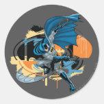 Batman Throw Sticker