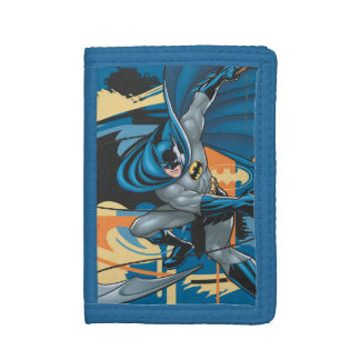 Batman Throw Trifold Wallet