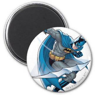 Batman Throwing Star 6 Cm Round Magnet