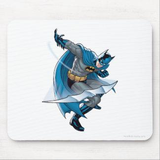 Batman Throwing Star Mouse Pad