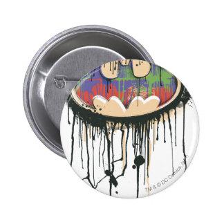 Batman - Twisted Innocence Logo 1 6 Cm Round Badge
