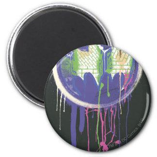 Batman - Twisted Innocence Logo 2 Fridge Magnet