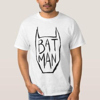 Batman Type in Head Shirt