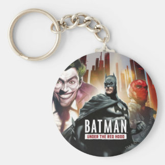 Batman Under The Red Hood Key Ring