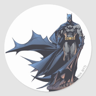 Batman Urban Legends - 10 Round Stickers