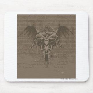 Batman Urban Legends - Batman Calligraphy Mouse Pad