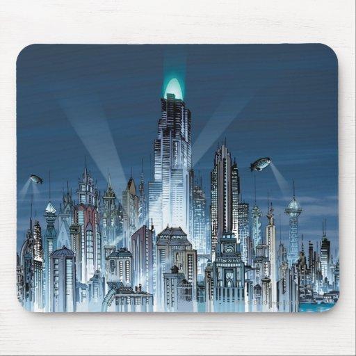 Batman Urban Legends - BKGD 1 Mouse Pads