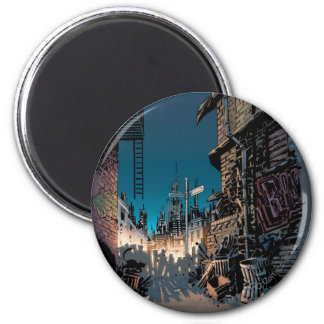 Batman Urban Legends - BKGD 2B 6 Cm Round Magnet