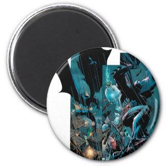Batman Urban Legends - CS2 6 Cm Round Magnet