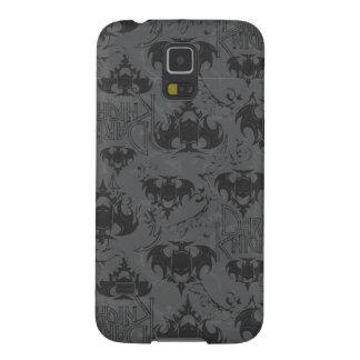 Batman Urban Legends - Dark Knight Goth Pattern Cases For Galaxy S5