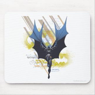 Batman Urban Legends - Dark Knight Graffiti Mouse Pad