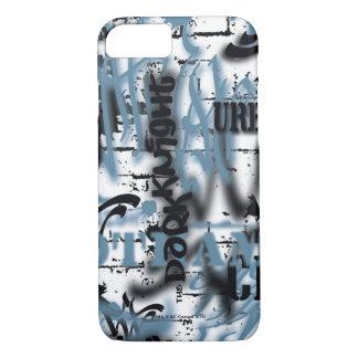 Batman Urban Legends - Graffiti Text Blue/ iPhone 8/7 Case