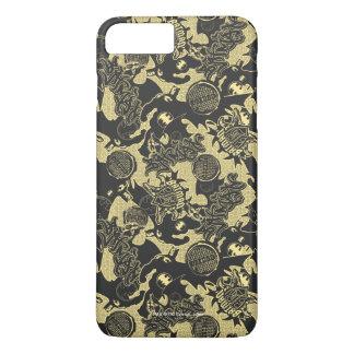 Batman Urban Legends - Graffiti Textile Yellow iPhone 8 Plus/7 Plus Case